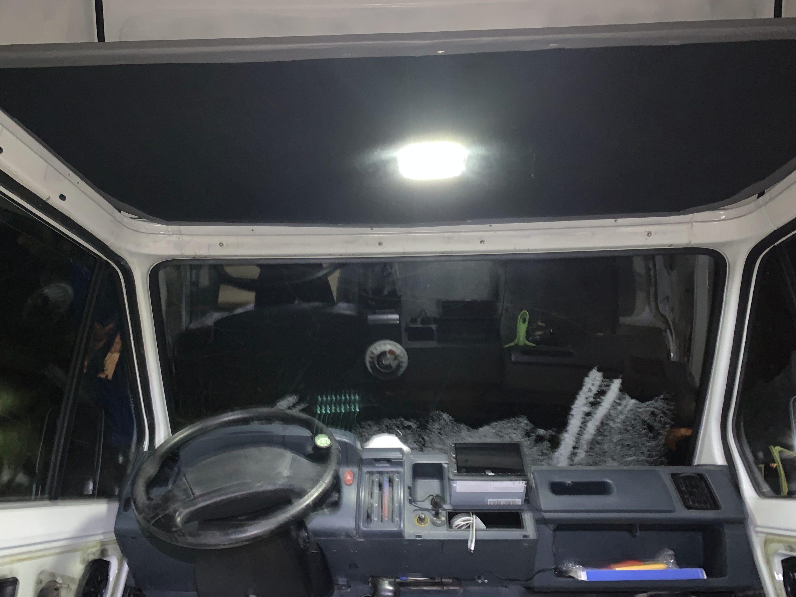 Neue LED Lampe funktioniert