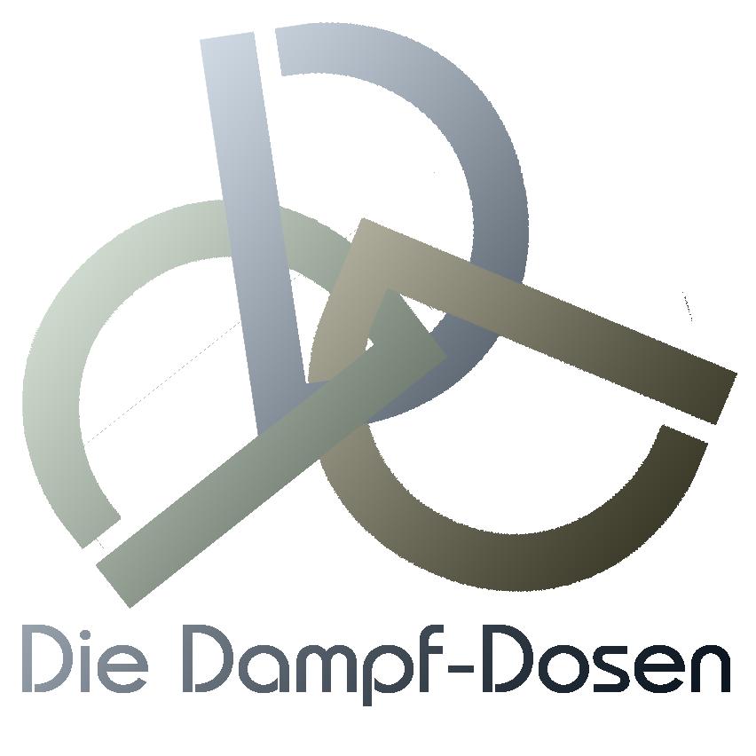 Das neue Logo von Dampf-Dosen