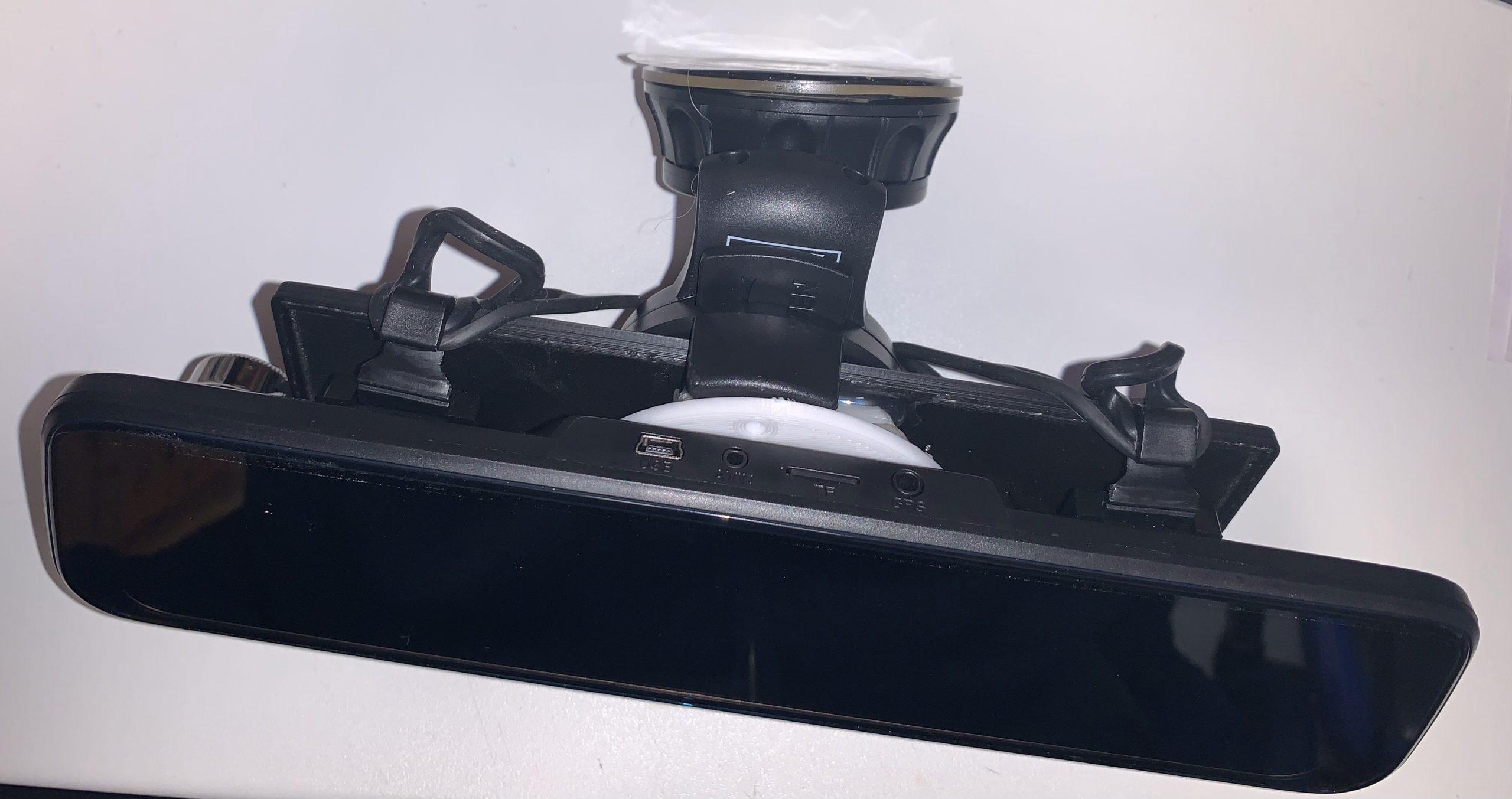 Handyhalter als Halter für den Kamera-Rückspiegel